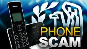 IRS Phone Scam Image